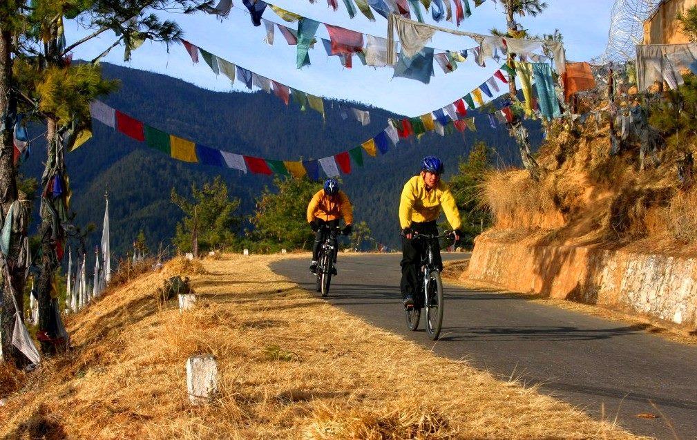 Mountain Biking in Bir